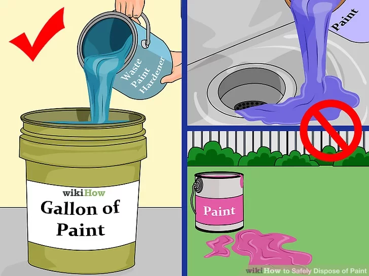 Paint Recycling Collin County
