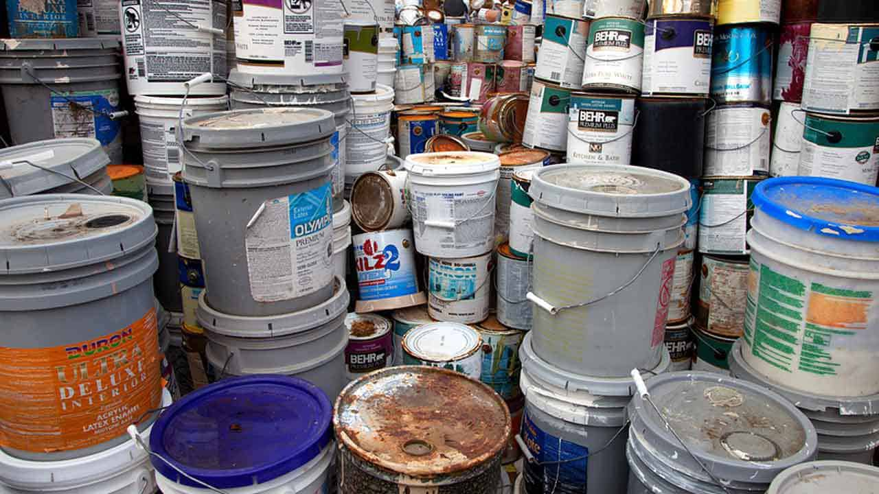 Used Paint Collin County